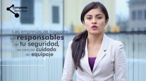 Transporte interprovincial - Comparte tus Derechos